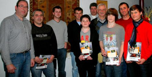 AC Feldatal Ehrungen 2011